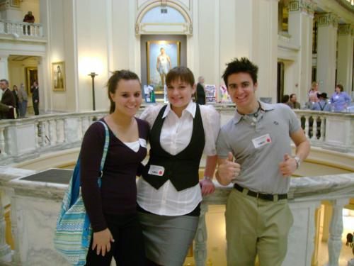 08 DECA day at the Capitol 049