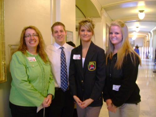 08 DECA day at the Capitol 089