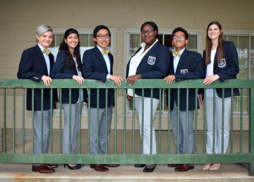 CareerTech University A leadership camp for state CTSO officers, June 1, 2017,